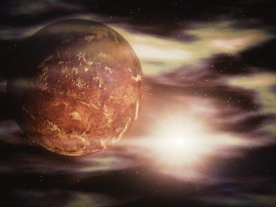 Жизнь на Венере