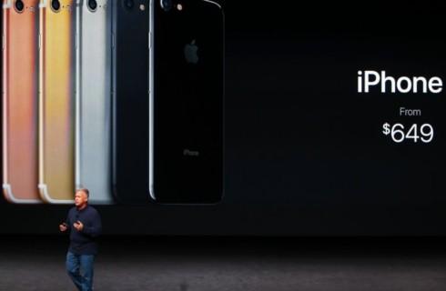 Компания Apple представила новый iPhone 7