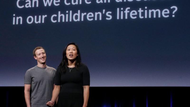 Цукерберг и Чан победят все болезни