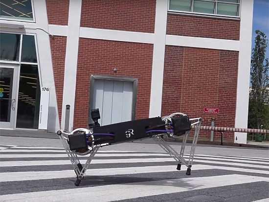 Инженеры Пенсильвании создали самого милого робота мира