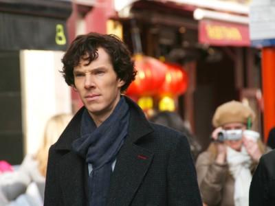Новый сезон «Шерлока»