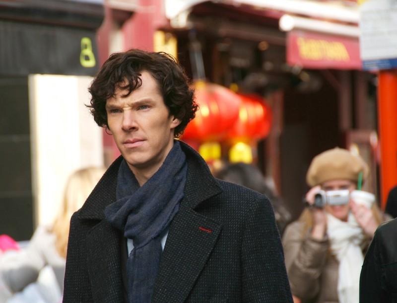 Камбербэтч поделился подробностями нового сезона «Шерлока»