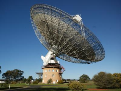 Поиск инопланетной жизни. Обсерватория Паркс