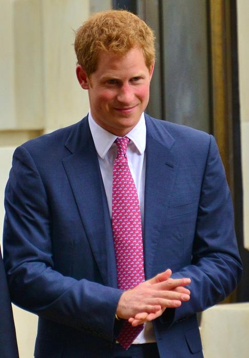 Принц Гарри помог бразильским детям попасть на Паралимпиаду