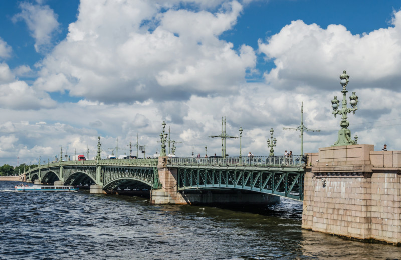 Петербург получил туристический «Оскар»