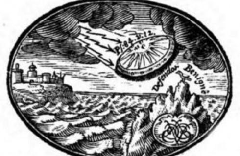 НЛО посещает Землю сотни лет: новые доказательства