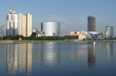 Чемпионат мира по футболу даст Екатеринбургу новые велодорожки