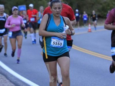 Сцеживание молока во время марафона