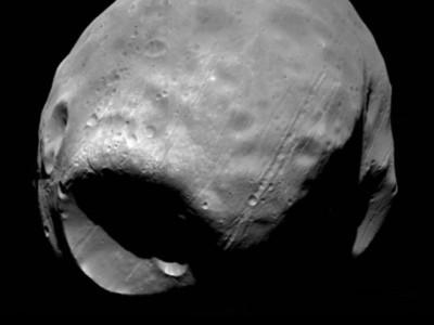 Спасти от астероида планету поможет Фобос