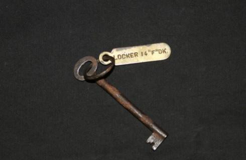 Ключ, спасший десятки людей, выставлен на аукцион