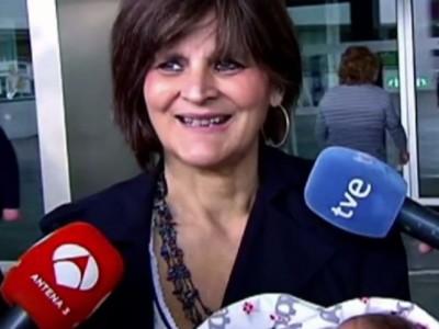 В 62 года родила Лина Алварез