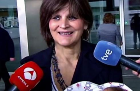 Испанка стала мамой в 62 года