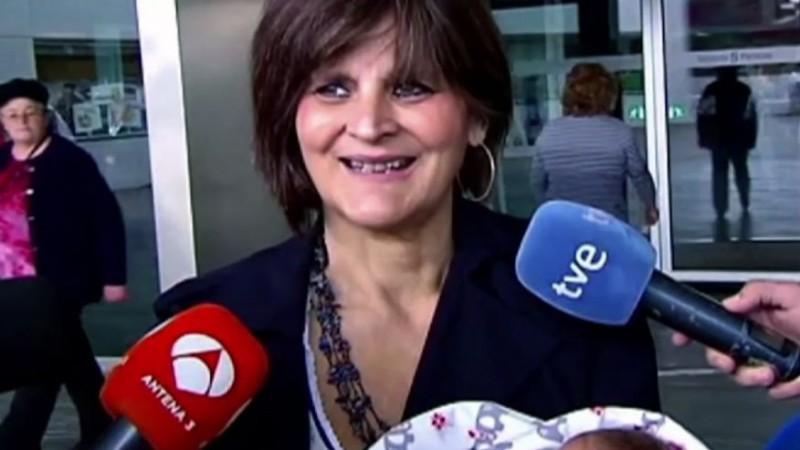 ВИспании после ЭКО родила 62-летняя женщина | испания, альварес, эко