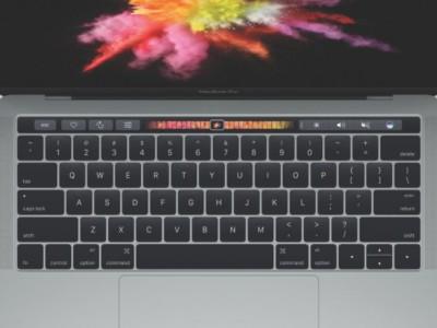 Новые MacBook Pro