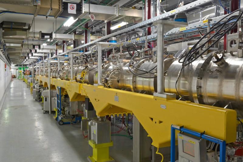 Новые успехи ученых на Большом адронном коллайдере