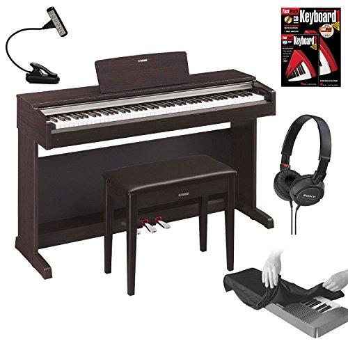 10 лучших цифровых пианино 2016 года