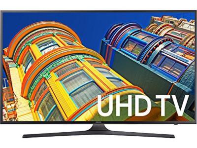 Лучший 4К LED телевизор Samsung UN40KU6300