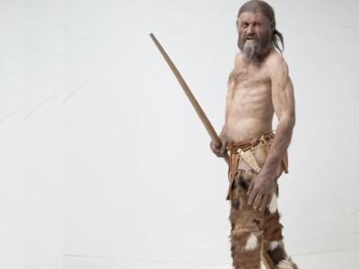 Голос древнего человека Эци