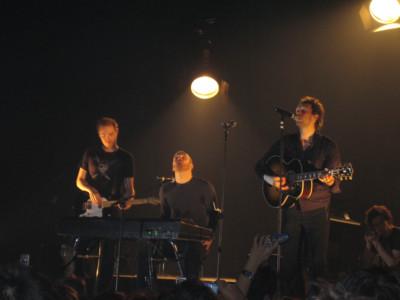 Средство от бессонницы : Coldplay