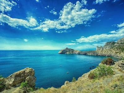 Туристов в Крыму все больше