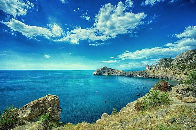 Туристы полюбили Крым