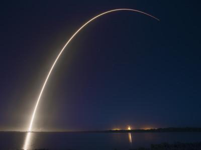 SpaceX планирует запуск Falcon 9