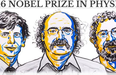 Нобелевку по физике поделили на троих