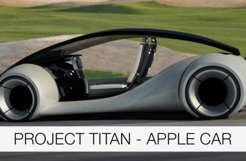 Apple не собирается создавать свой собственный беспилотный автомобиль