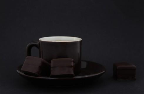 Сердцу становится лучше от шоколада