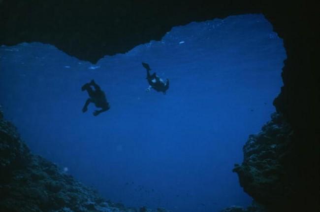 Чехия скрывала самую глубокую подводную пещеру мира