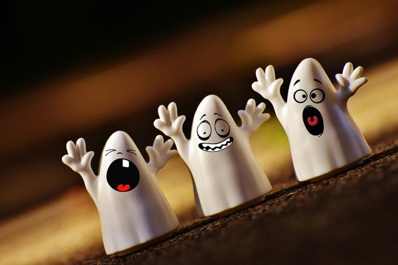 Скептики рассказали, как увидеть призрака