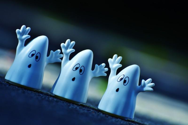 Тайна существования призраков раскрыта