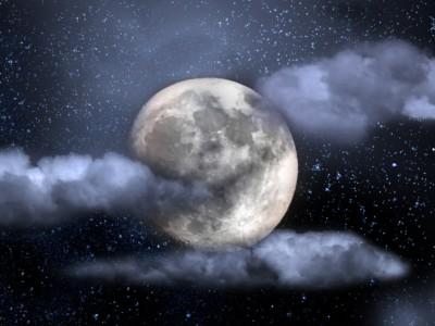 Новые кратеры на Луне