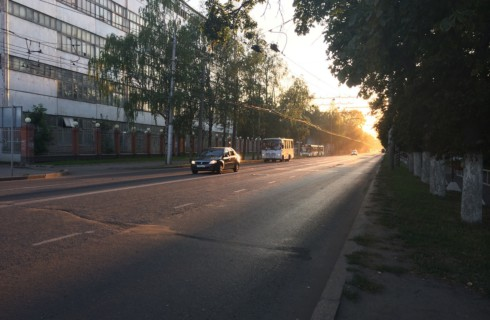 Определены регионы с самыми безопасными дорогами