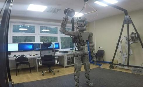 Русский робот Федор покорит космос