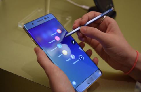 Samsung самостоятельно тестировала батареи для Galaxy Note 7