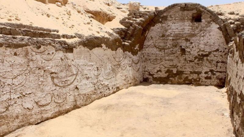 Как выглядели лодки 3800 лет назад