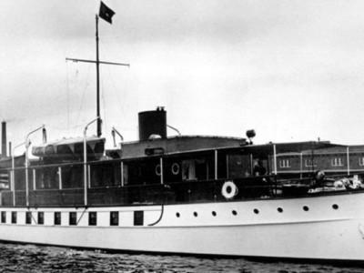 Президентская яхта Sequoia