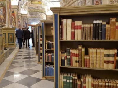 Ватиканская апостольская библиотека оцифрована