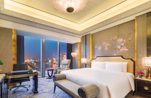 Первый 7-звездочный отель открылся в Шанхае