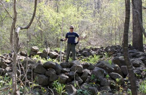 Древний сигнальный пункт нашли во Владивостоке