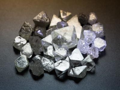 Подземный океан выдали алмазы