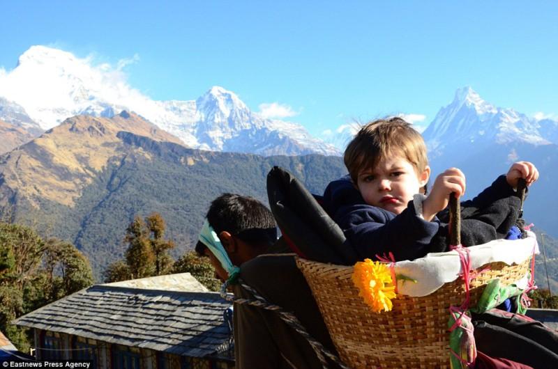 Путешествовать бюджетно можно с самого рождения