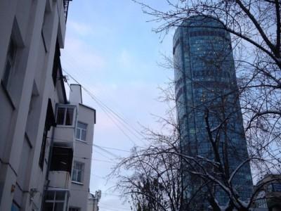 Города для Нового года: Екатеринбург. Фотограф Екатерина Пастухова