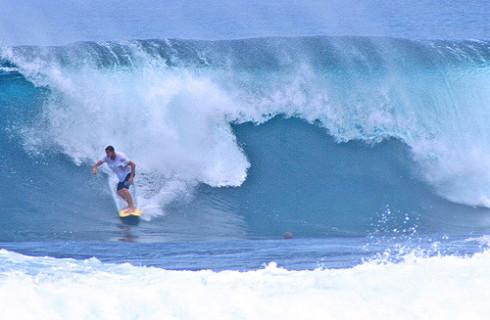 Пять лучших мест для серфинга в Юго-Восточной Азии