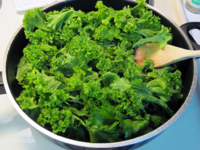Хлорофилл полезен. Зеленый салат