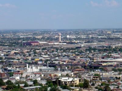 Города для информационщиков: Эль-Пасо