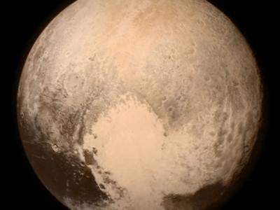 «Сердце» Плутона
