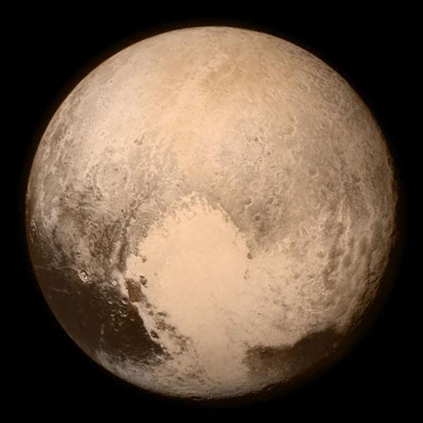 Ученые поняли, зачем Плутону сердце