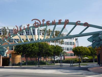 Беспилотники в Disney